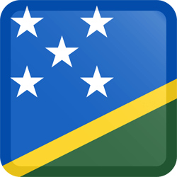 The Solomon Islands flag clipart - free download