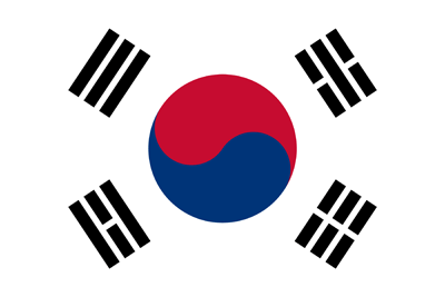 Flag of South Korea - Original