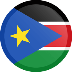 South Sudan flag clipart - free download