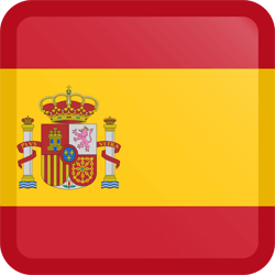 Spanje vlag vector - gratis downloaden