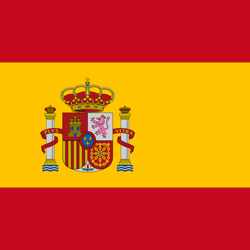 Spain flag clipart