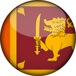 Flagge von Sri Lanka Vektor - Gratis Download