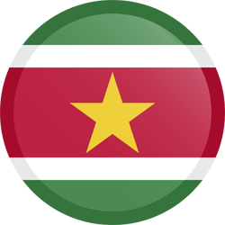 Suriname vlag icon - gratis downloaden