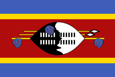 Flag of Swaziland - Original