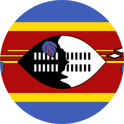 Flag of Swaziland - Round