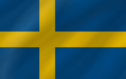 Flagge von Schweden Icon - Gratis Download