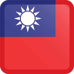 Flagge von Taiwan Vektor - Gratis Download