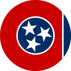 Flag of Tennessee - Round