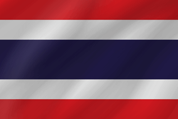 Flag of Thailand - Wave