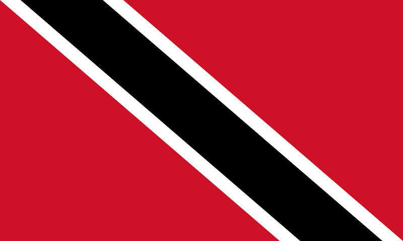 Trinidad and Tobago flag package