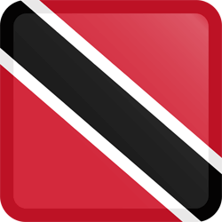 Flagge von Trinidad und Tobago Icon - Gratis Download