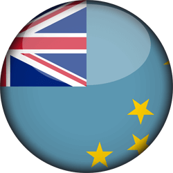 Flagge von Tuvalu Vektor - Gratis Download