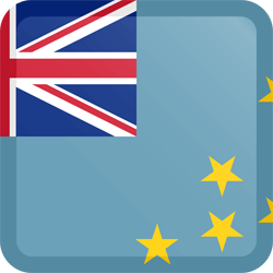 Flagge von Tuvalu Icon - Gratis Download