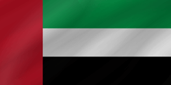 Flag of the United Arab Emirates - Wave
