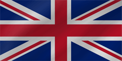 The United Kingdom flag emoji - free download