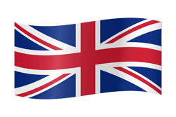 The United Kingdom flag image - free download