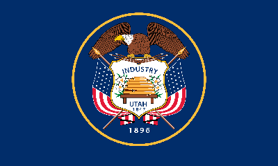 Flag of Utah - Original