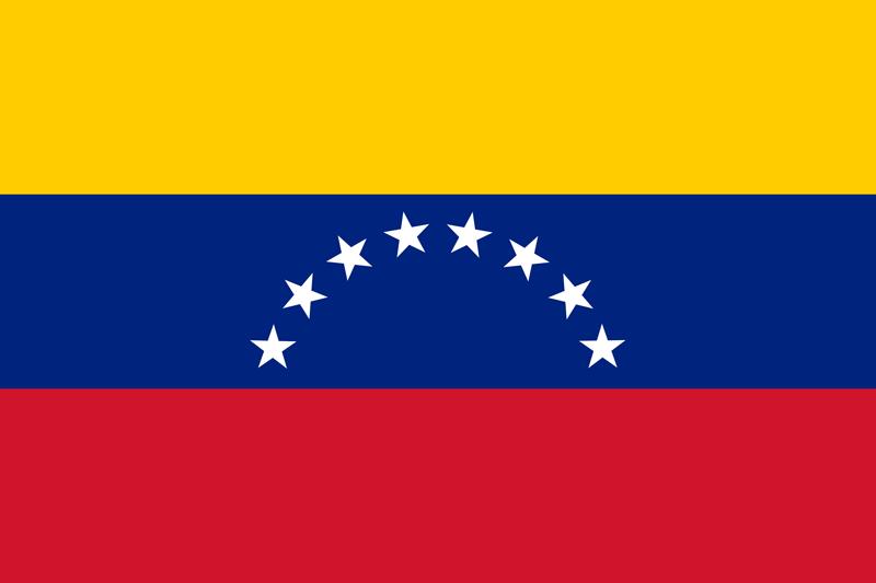 Venezuela vlag package