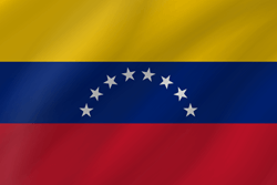 Flagge von Venezuela Icon - Gratis Download