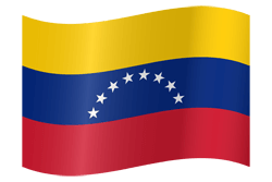 Venezuela flag vector - free download