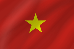 Flagge von Vietnam Vektor - Gratis Download