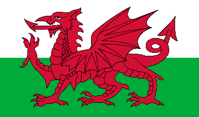 Flag of Wales - Original